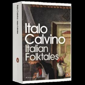 英文原版 卡尔维诺:意大利童话 企鹅当代经典文学 Italo Calvino: Italian Folktales