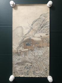 日本回流   字画 软片 5691