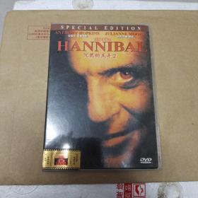 DVD一碟装 ﹤《沉默的羔羊》二 >