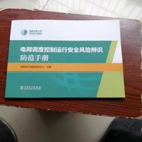 电网调度控制运行安全风险辨识防范手册