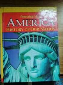 prentice hall America history of our nation