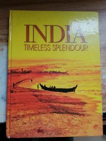 INDIA TIMELESS SPLENDOUR.