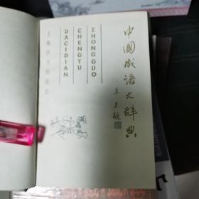 中国成语大词典