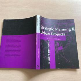 Strategic Planning & Urban Projects:Responses to Globalisation from 15 Cities