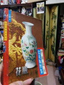 《中国民间瓷花瓶图鉴.软精装彩图版》好书 正版 现货