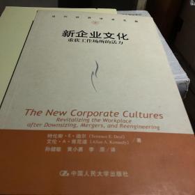 新企业文化:重获工作场所的活力 特伦斯迪尔