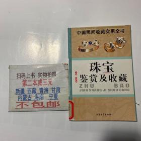 珠宝鉴赏及收藏:中国民间收藏实用全书