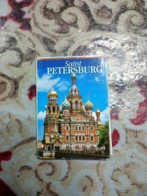 Saint PETERSBURG 明信片