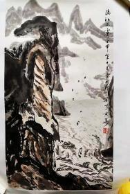 雷正民(中国美术家协会会员 、曾任中国美术家协会书记处常务书记);