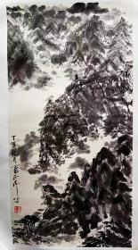 雷正民(中国美术家协会会员 、曾任中国美术家协会书记处常务书记),