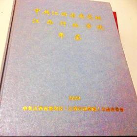 C200454 2009中共江西省委党校江西行政学院年鉴