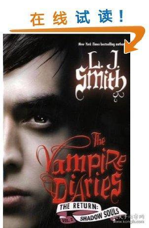 Vampire Diaries:The Return: Shadow Souls (international edition)