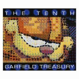 加菲猫漫画 The Tenth Garfield Treasury