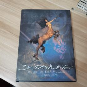 Shadowline:The Art of Iain McCaig