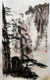 雷正民(中国美术家协会会员 、曾任中国美术家协会书记处常务书记)】