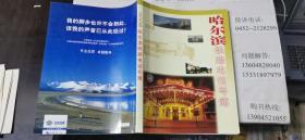 哈尔滨铁路电话号簿  2005  大16开本  包快递费