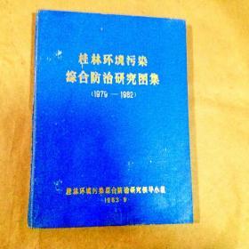 C503821 桂林环境污染综合防治研究图集