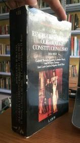 Historia de España : Revolución burguesa, oligarquía y constitucionalismo 1834-1923 西班牙历史:资产阶级革命、寡头政治与宪政主义 1843-1932