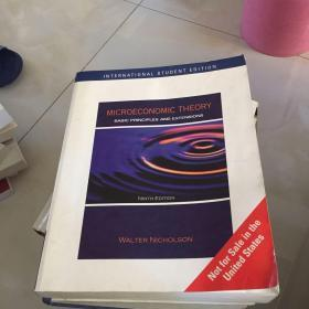 Microeconomic Theory:Basic Principles and Extensions
