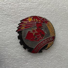 解放西南奖章