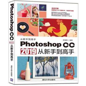 【官方正版】Photoshop CC 2019从新手到高手 Ps2019软件工具实用指南书籍 photoshop 自学参考视频教程 零基础学图形图像实战大全