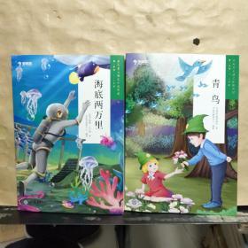 学而思大语文分级阅读:《海底两万里》《爱丽丝漫游奇境》《战国故事》《汤姆·索亚历险记》《丛林之书》《水孩子》《小公主》《王子与贫儿》《青鸟》全套9册