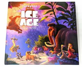 预售冰河世纪电影设定集The Art of Ice Age