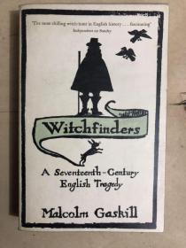 Witchfinders: A Seventeenth-Century English Tragedy(英文原版)