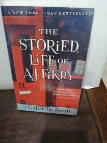 The Storied Life of A. J. Fikry:A Novel(岛上书店)