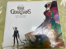The Art of Rise of the Guardians (The Art of Dreamworks)《守护者联盟》电影画册