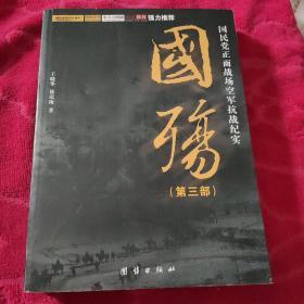 国殇(第3部):国民党正面战场抗战纪实(16开)