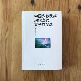 中国少数民族现代当代文学作品选