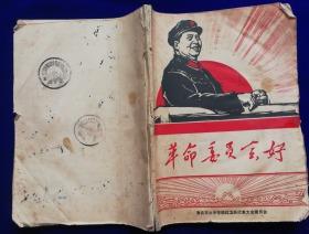 青岛市大中学红卫兵革命委员会好全国29个省市直辖市革委会成立
