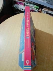 Lift the Flap Times Tables Book (Usborne Lift-the-Flap-Books)  优斯伯恩翻翻书:乘法表 英文原版