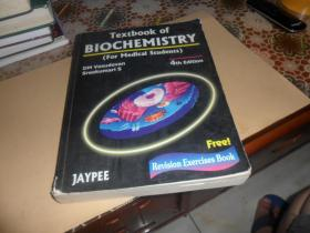 textbook of biochemistry (16开 英文原版)4th