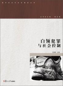 城市安全与社会稳定丛书:白领犯罪与社会控制