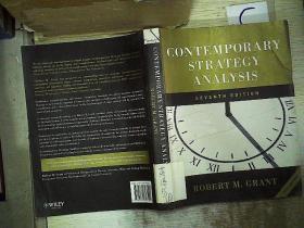 CONTEMPORARY STRATEGY ANALYSIS(当代战略分析)22