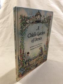 A childs garden of verses.
