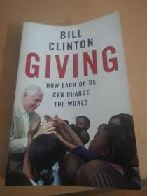 BILL CLINTON GIVING
