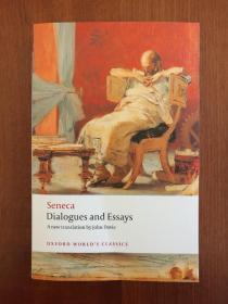 Seneca: Dialogues and Essays(实拍书影,国内现货)