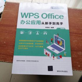 WPSOffice办公应用从新手到高手/从新手到高手