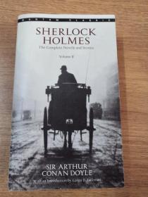 Sherlock Holmes Volume II
