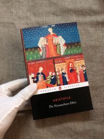 The Nicomachean Ethics (Penguin Classics) 尼各马可伦理学 亚里士多德 企鹅黑皮经典系列【英文版,修订译本。长篇导读,多注释】
