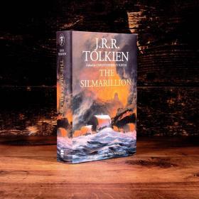 预售新版精灵宝钻插画版普通版英版精装The Silmarillion Illustrated Edition