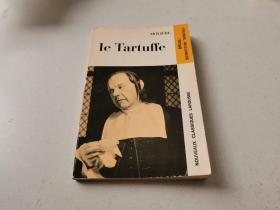 Le Tartuffe【伪君子,莫里哀,法文原版】