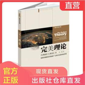 完美理论:物理学精英及其奋战广义相对论的世纪历程