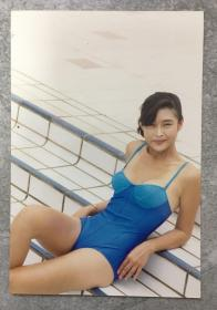 香港女明星 叶玉卿 5寸照片