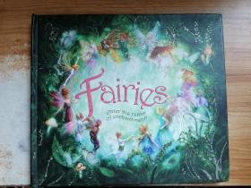 fairies enter the realm of enchantment