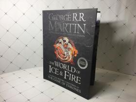 冰与火的世界 权力的游戏 The World of Ice and Fire