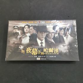 新夜幕下的哈尔滨DVD  11碟装